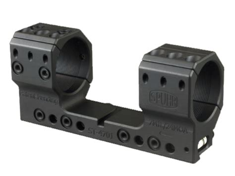 Spuhr Isms Sako Trg 1-Piece Scope Mount System.