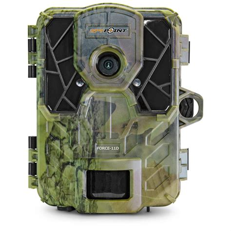 Spypoint Force-11d Hd Ultra Compact Trail Game Camera .
