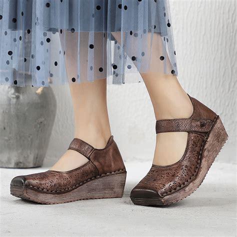 Square Toe Women Heels