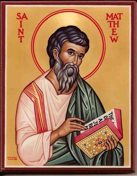 St Matthew Patron Saint