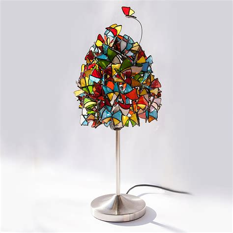 Stained Glass Butterfly Lamp - Ideas On Foter.