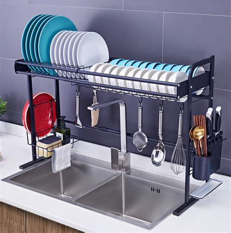 Stainless Steel Kitchen Dish Drying Racks For Sale  Ebay.