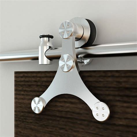 Stainless Steel Rolling Door Kits  Custom Service Hardware.