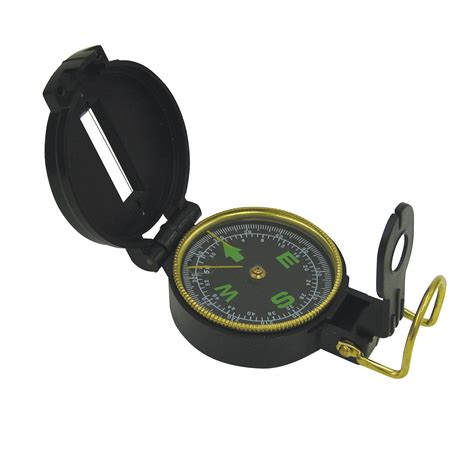 Stansport Lensatic Compass - Plastic - Walmart Com.