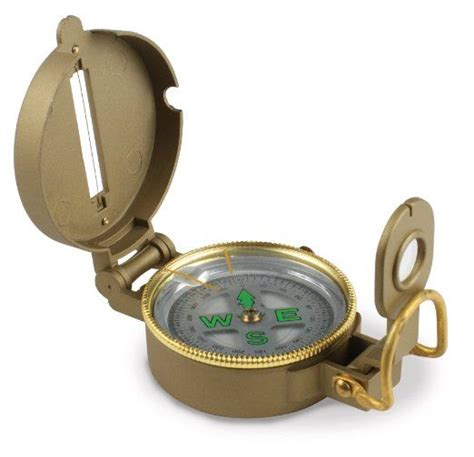 Stansport Metal Lensatic Compass - Amazon Com.