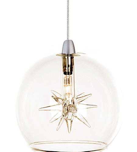 Starburst - One Light Rapidjack Pendant - Et2 Lighting.