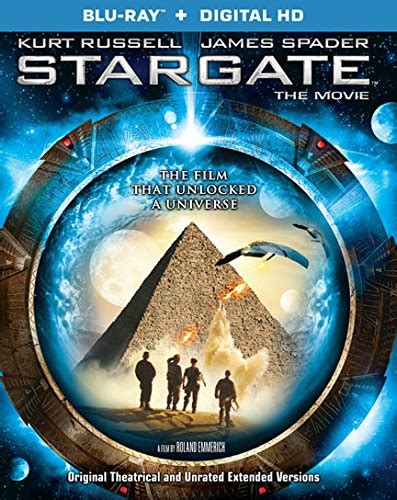 [click]stargate The Movie Blu-Ray  Digital Hd - Nulledgit.