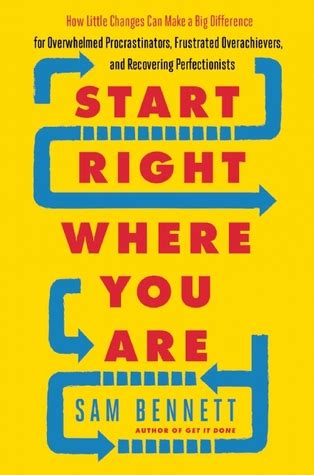 [pdf] Start Right Where You Are How Little Changes Can Make A .