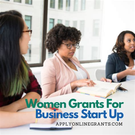 Start Up Grants For Women Entrepreneurs - Scholarships For Women.