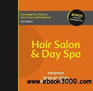 [pdf] Start Your Own Hair Salon And Day Spa 3rd Edition.