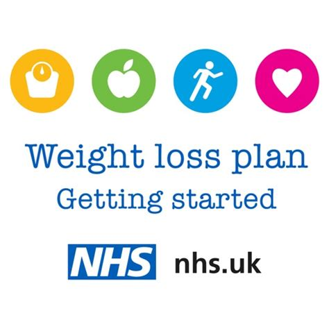 Start The Nhs Weight Loss Plan - Nhs.