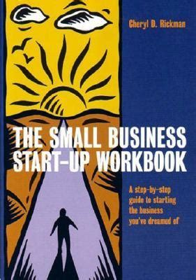 [pdf] Starting A Small Business Starting Line Workbook.