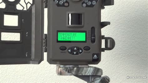 Stealth Cam - G Series - Complete Instructional Video.