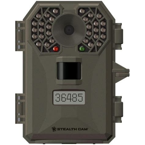 Stealth Cam G30 Digital Trail Camera  8 Mp  Hd Video W Audio.