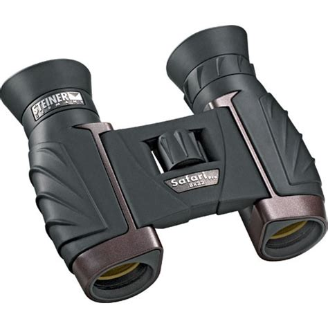 Steiner 8x22 Safari Pro Compact Binoculars - Night-Optics.