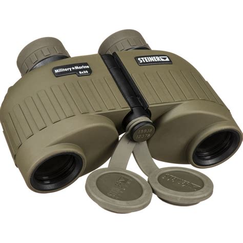 Steiner 8x30 Military Marine Binocular 2033 B H Photo Video.