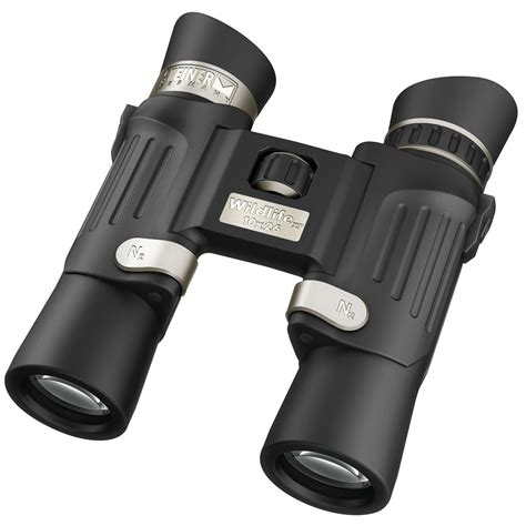 Steiner Wildlife Xp 10x26 Compact Binoculars - Optics Central.