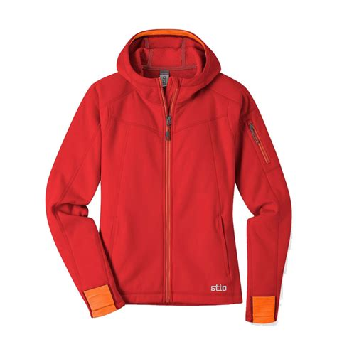 Stio Kita Fleece Hooded Jacket   Women  S - Active Junky.