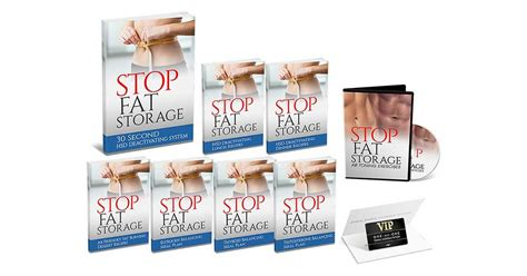 Stop Fat Storage Review Janet Hadvills Program Exposed!.