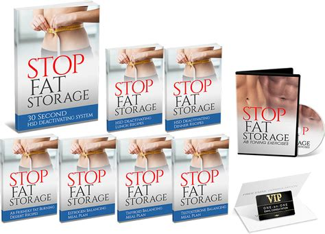 Stop Fat Storage Review: Whats The 30 Second Hsd Deactivating.