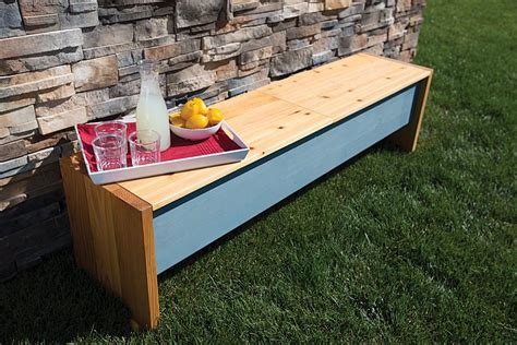 Storage Bench Project