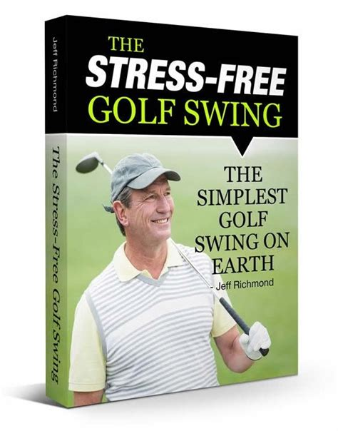 Stress Free Golf Swing: Ben Hogans 1 Secret For - Hitting It Solid!.