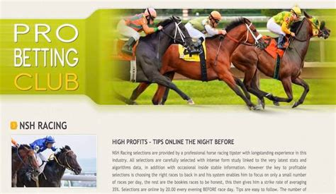 Strike Rate Racing Pro Tips Reviews - Is It Totally Scam?.