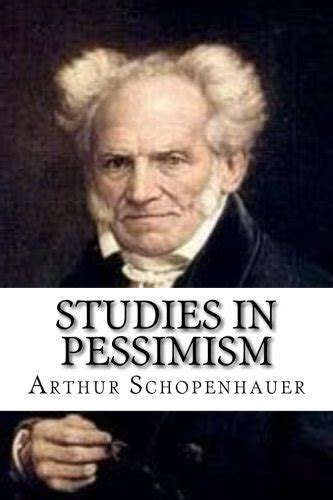 [pdf] Studies On Pessimism Arthur Schopenhauer Pdf - Wordpress Com.