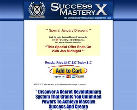 @ Success Mastery X  The Ultimate Blueprint For Achieving .