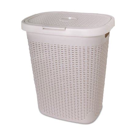 Superio Laundry Hamper Palm Luxe Collection 1 4 Bushel .