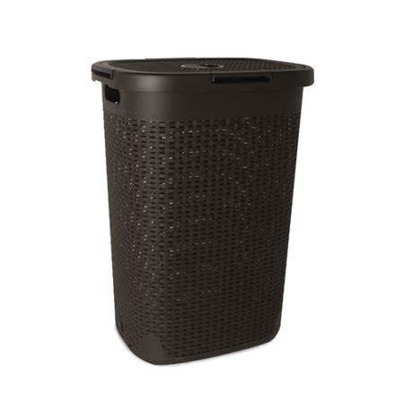 Superio Laundry Hamper Palm Luxe Collection 1 7 Bushel .