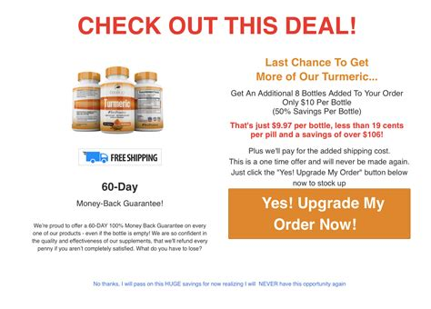 Supplement Funnel Upsell Secrets That Health Supplement.
