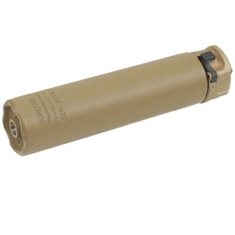 Surefire Socom Gen 2 Rc2 5 56mm Suppressor Dark Earth .