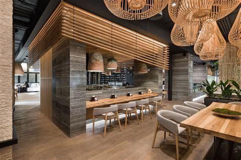 Sushi Restaurants Interior