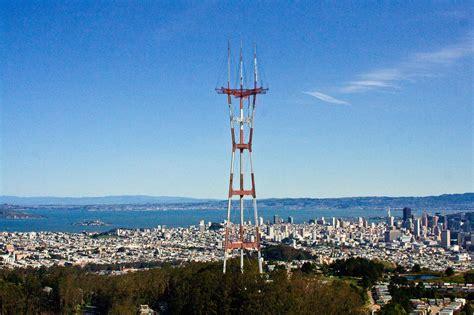 Sutro Tower San Francisco CA