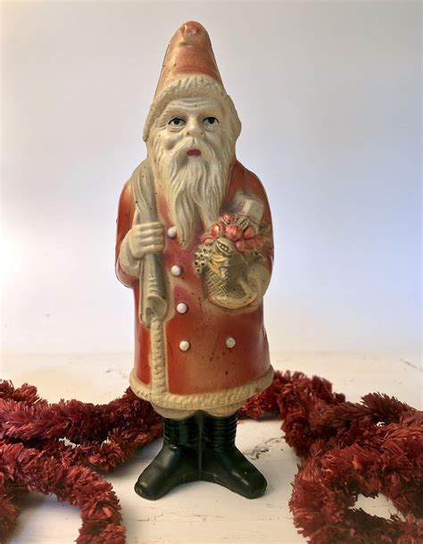Sweet Savings On Chillin With Santa Claus Holiday Statue.