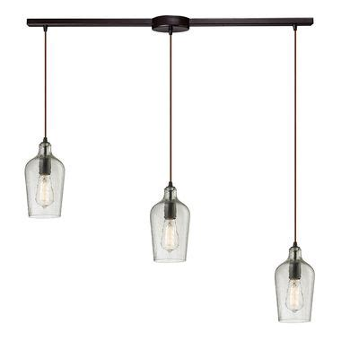 Sweet Spring Deals On Hammered Glass Pendant Light With .