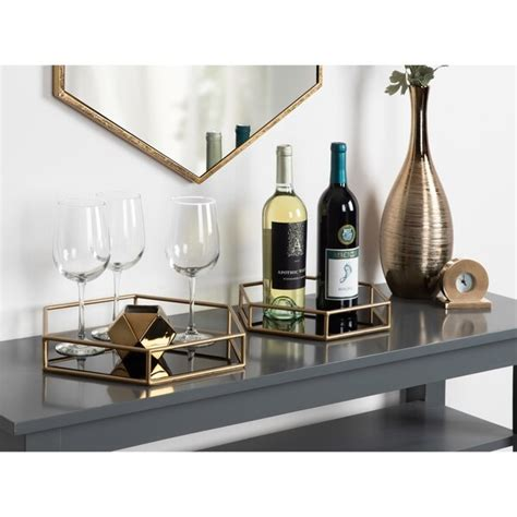 Sweet Spring Deals On Kate And Laurel Felicia Gold Metal .