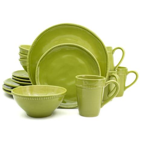 Sweet Spring Deals On Portura White 16 Piece Dinnerware Set.