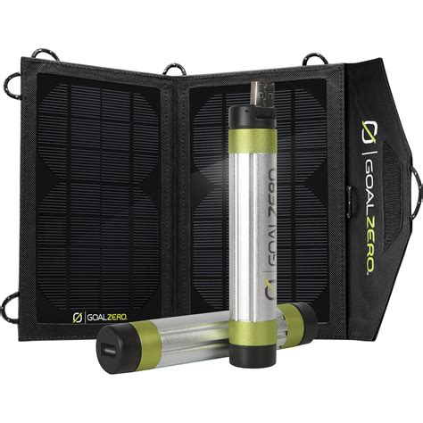 Switch 8 Solar Recharging Kit Goalzero.