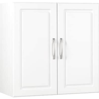 Systembuild 7366401pcom Kendall Wall Cabinet 24 White.