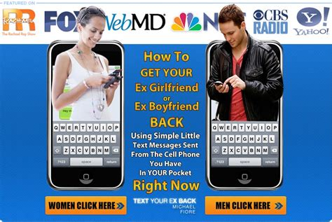 [pdf] Text Your Ex Back With Michael Fiore - Wordpress Com.