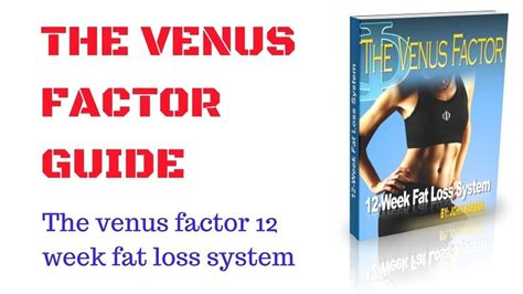 @ The Venus Factor 2 0 Real Review  Diet System 2019.
