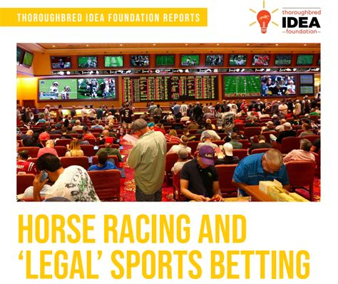 [pdf] Tif Reports Horse Racing And Legal Sports Betting.