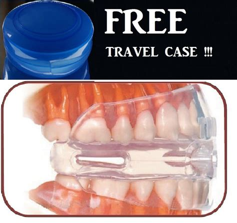 [click]tmj Mouth Guard Health  Beauty  Ebay.