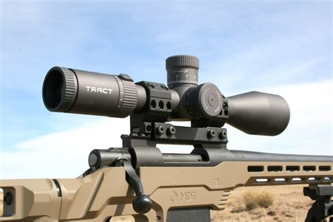 Toric Uhd 30mm 4-20x50 Ffp Moa Moa - Tract Optics.