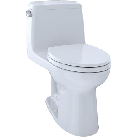 Toto Eco Ultramax 1-Piece 1 28 Gpf Single Flush Elongated .