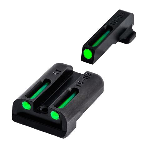 Truglo Sig Sauer Tritium Fiber Optic Tfo Sight Sets .
