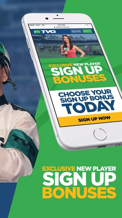 Tvg Online Horse Race Betting Watch Horse Racing Live.