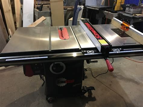 Table Saw Router Table